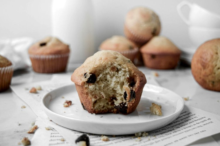 Image of Bake your muffins at 400 degrees F for 10 minuets...