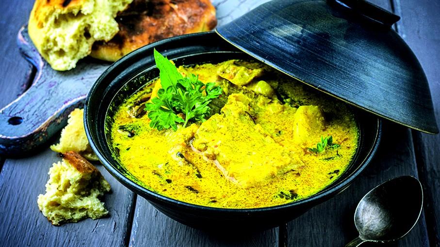 Image of Bengalisches Fischcurry