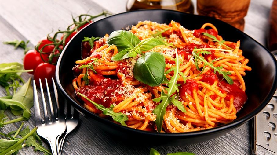 Image of Bruschetta Pasta