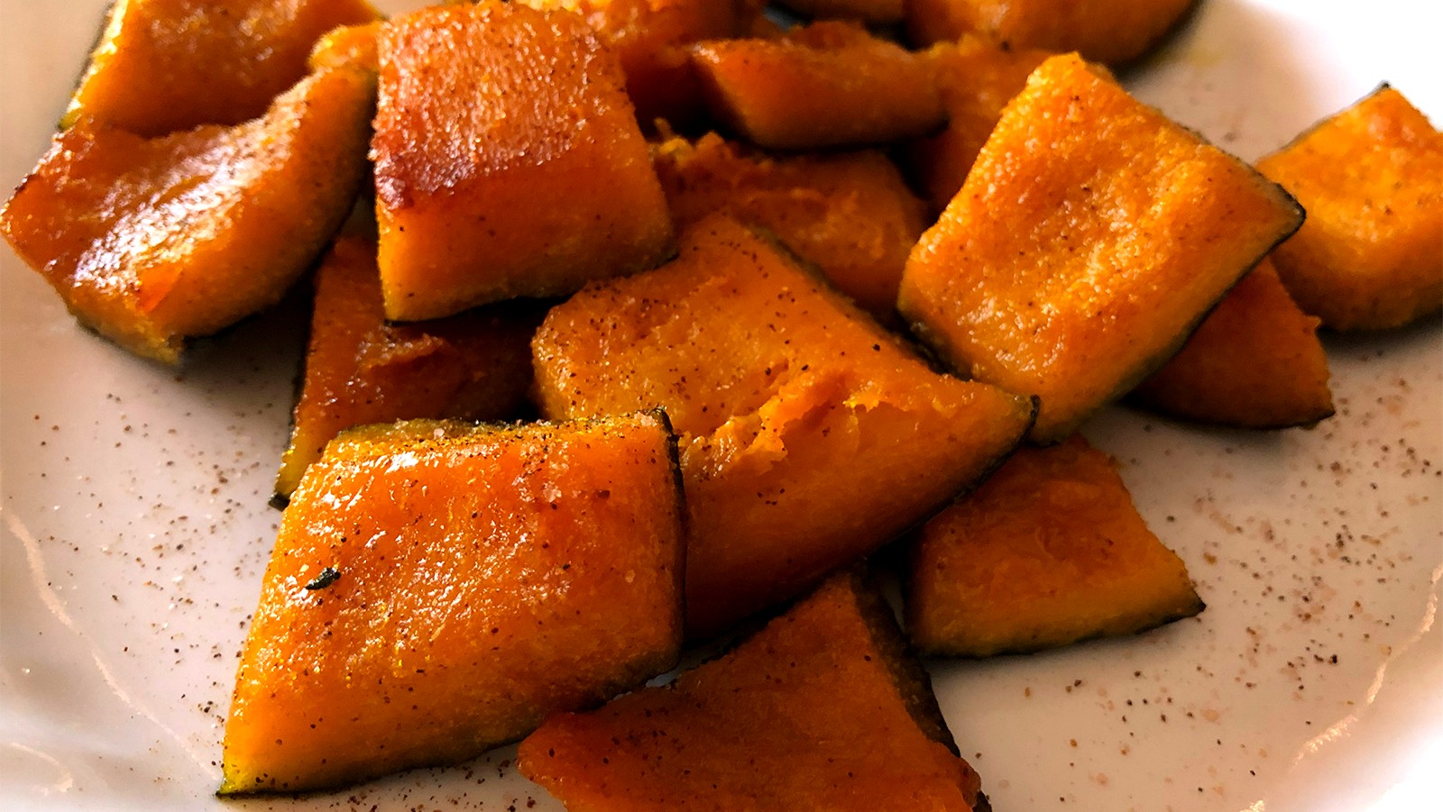 Image of Honey Butter Oven Roasted Squash