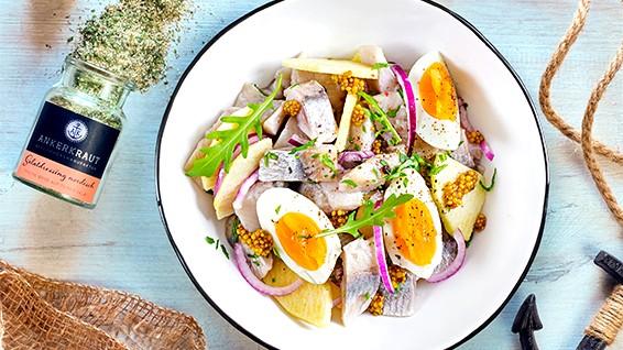 Image of Matjes-Apfel-Salat