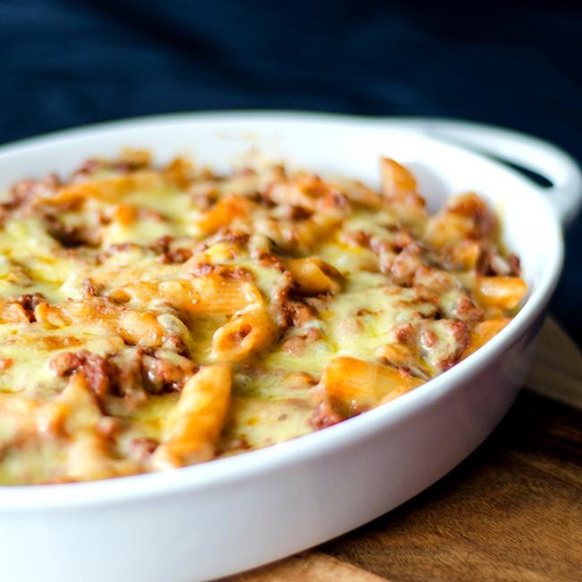 Image of Creamy Pumpkin Macaroni and Cheese