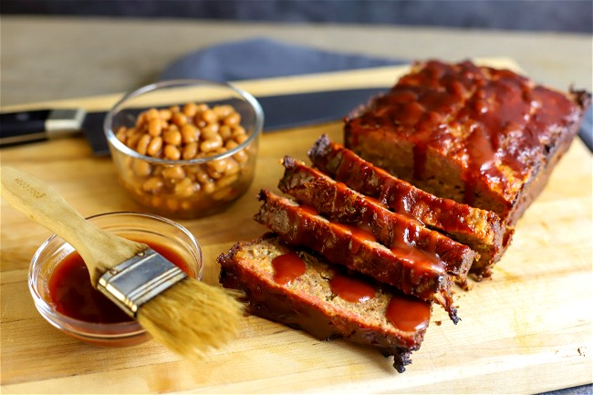Image of Memphis BBQ Meatloaf