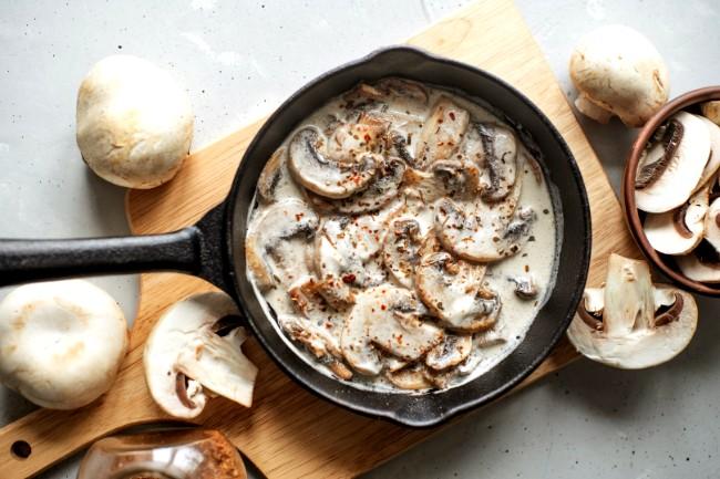 Image of C-D Mushroom Gravy Recipe