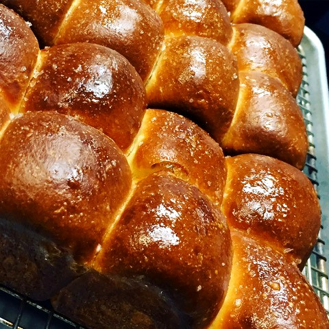 Image of Infused Parker Rolls Recipe