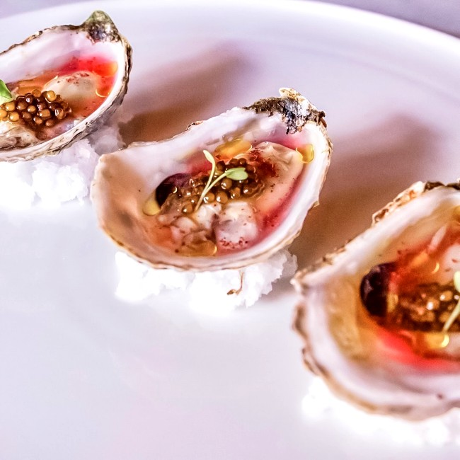 Image of Infused Oysters
