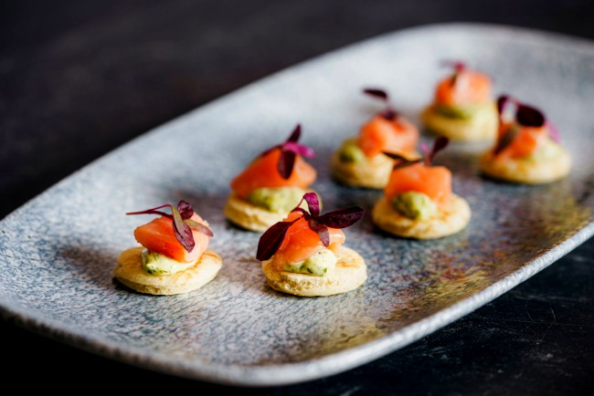 Image of Infused Blinis Recipe