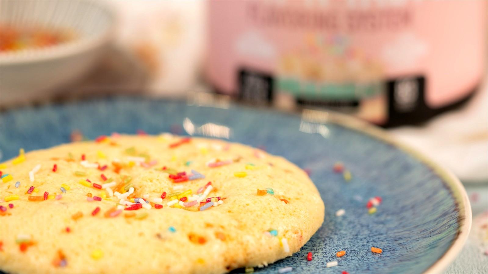 Image of Birthday Cake Cookie