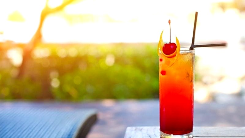 Image of Classic Tequila Sunrise