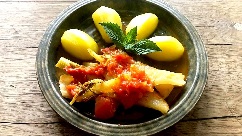 Image of Tomaten-Fenchelgemüse