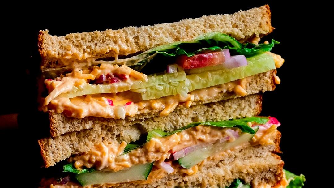 Image of Aachari Pimento Cheese Sandwich