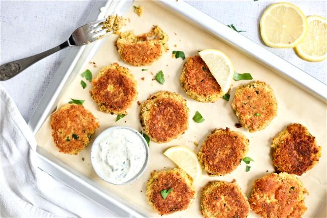 Image of Lentil Veggie Cakes