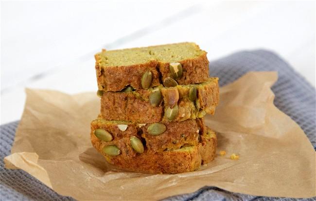 Image of Pumpkin Zucchini Bread