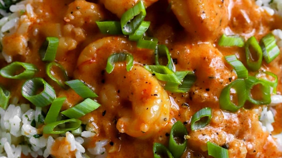 Image of Peri Peri Coconut Shrimp