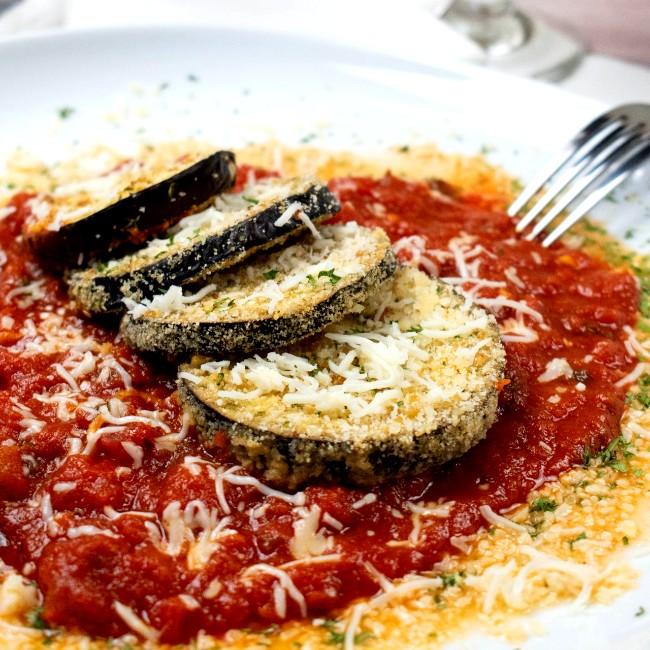 Image of Eggplant Parmesan