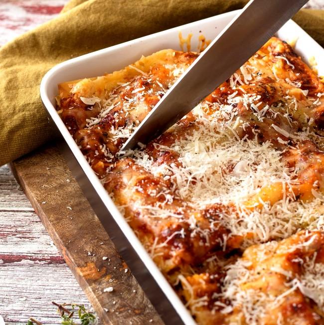 Image of Tuscany Pumpkin Lasagna