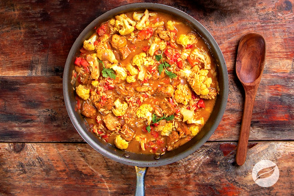 Image of Curry Skillet Meal Seasoning