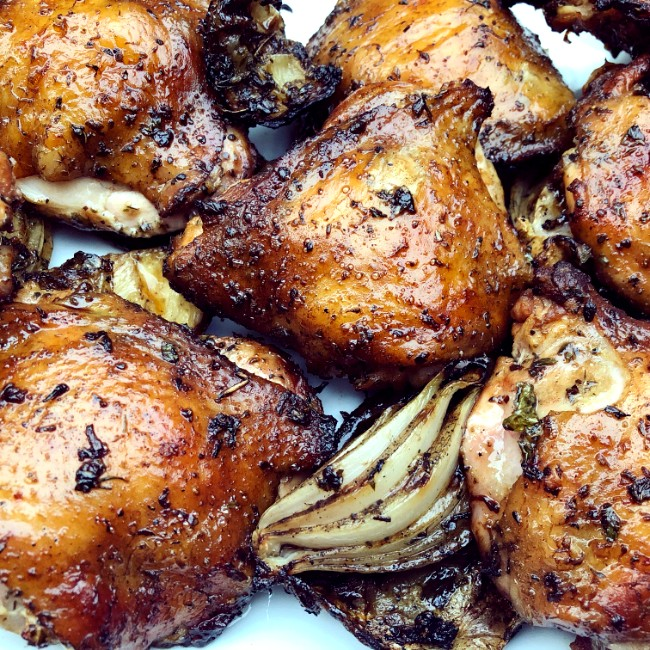Image of Chios Chicken Thighs
