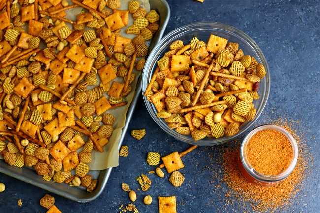 Image of Smoked Chex Party Mix