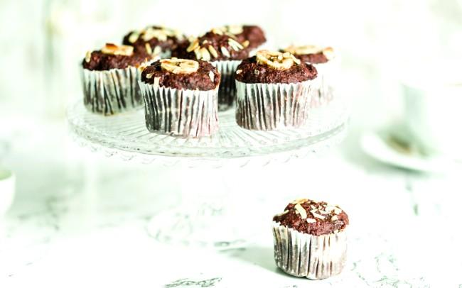 Image of Chocolate Banana Muffins
