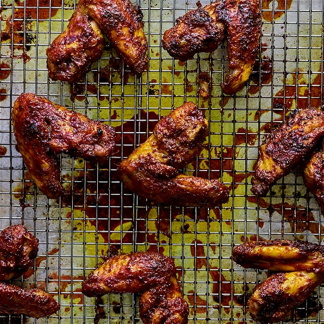 Image of Sour Lime Chicken Wings