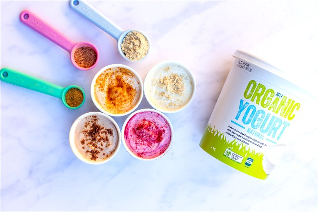 Image of Boosted Yoghurt