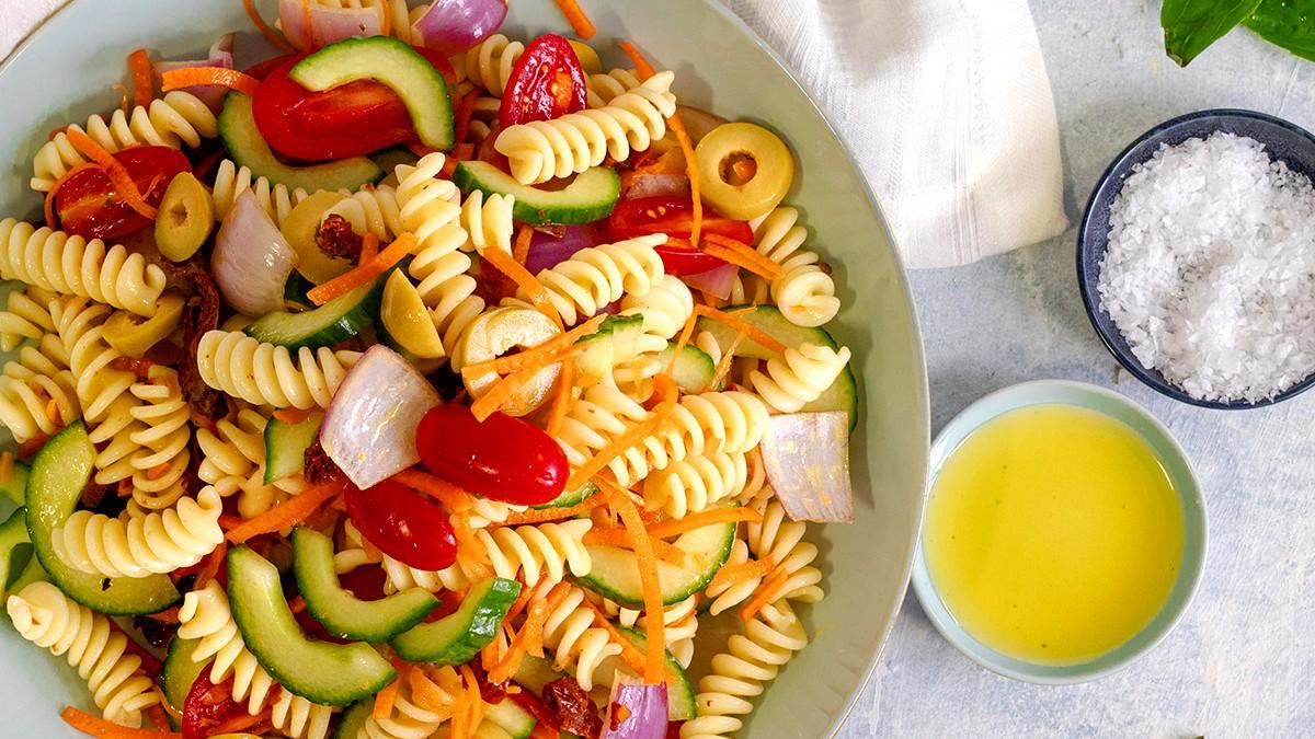 Image of Vegan Pasta Salad