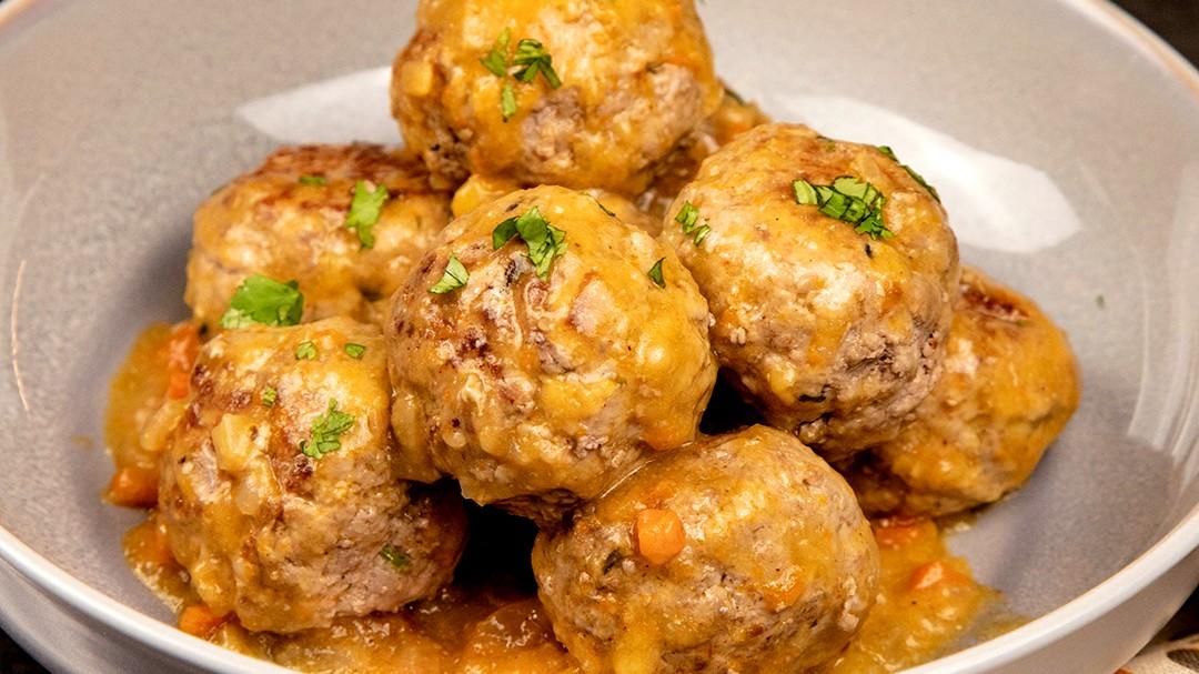 Image of Albóndigas keto- receta de la abuela