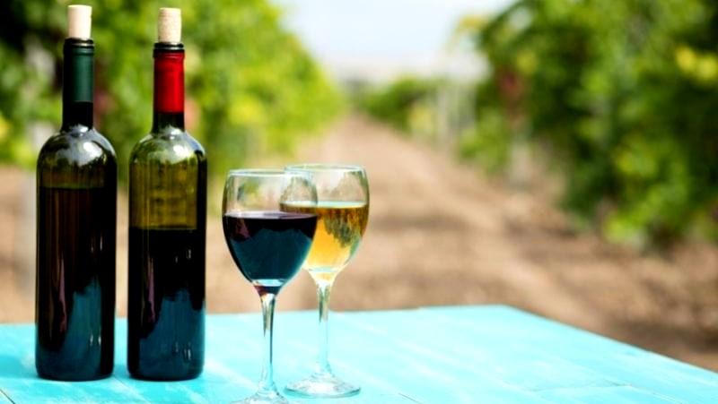 Image of Homemade Wine