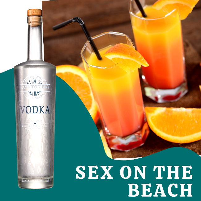 Image of Sex on the Beach Recipe