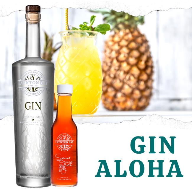 Image of Gin Aloha Recipe