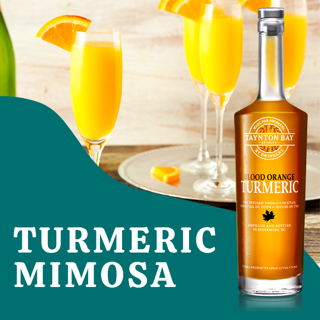 Image of Turmeric Mimosa Recipe