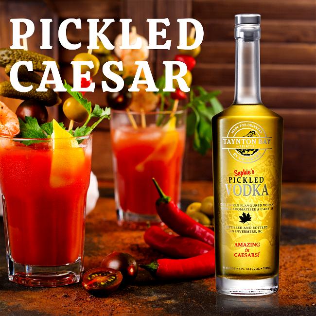 Image of Pickled Caesar Recipe