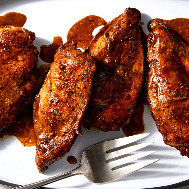 Image of Buttery Balsamic Chicken