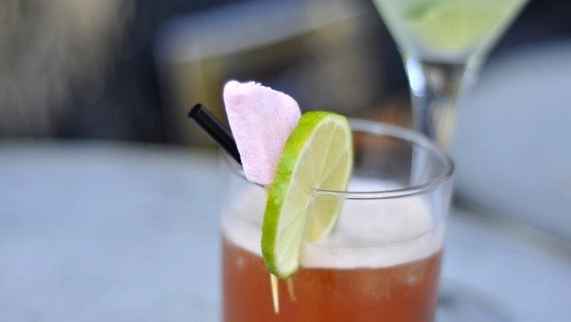Image of Whiskey Sour Aquafaba