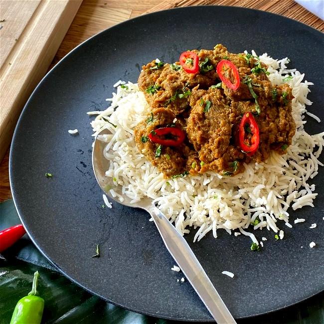 Image of Easiest Beef Rendang