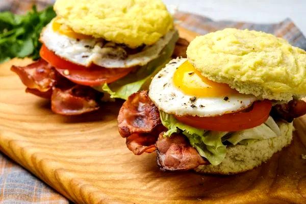Image of Keto BLT - E Breakfast Sandwich