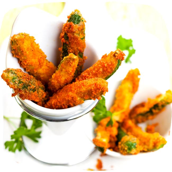Image of Zucchini Fries