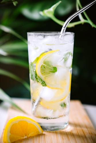 Image of Lemonade Recipe With Honey and Ginger