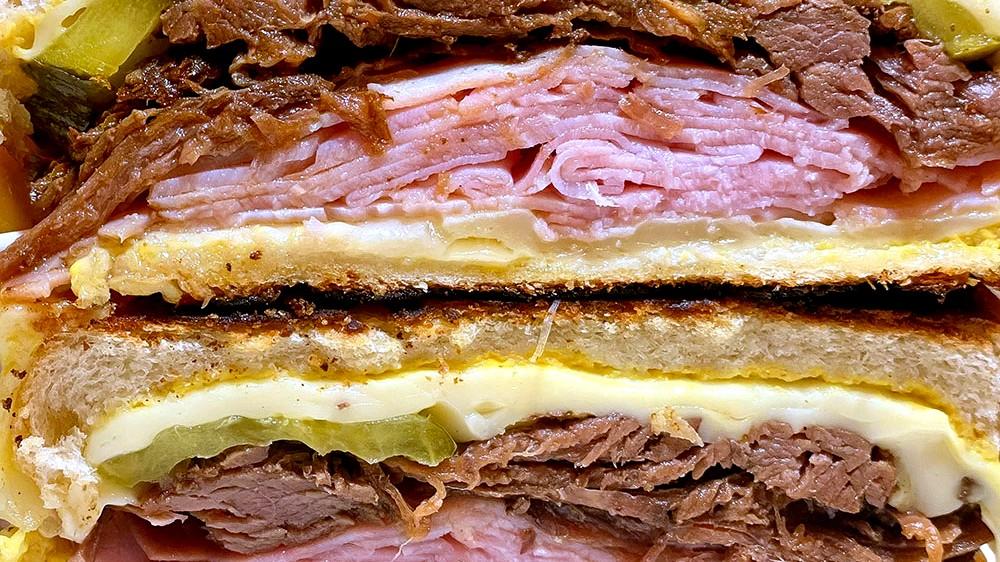 Image of Bison Cuban sandwich