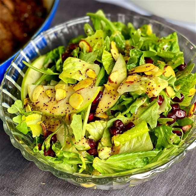 Image of Apple and Almond Salad