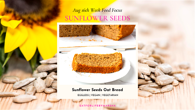 Image of Sunflower Seeds Oat Bread