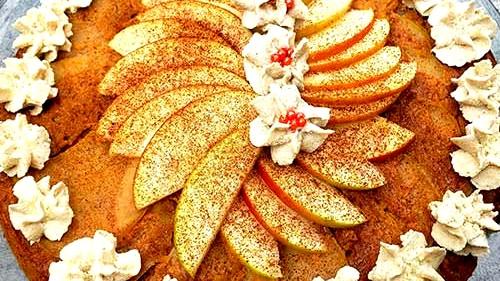Image of Apple Upside Down Cake