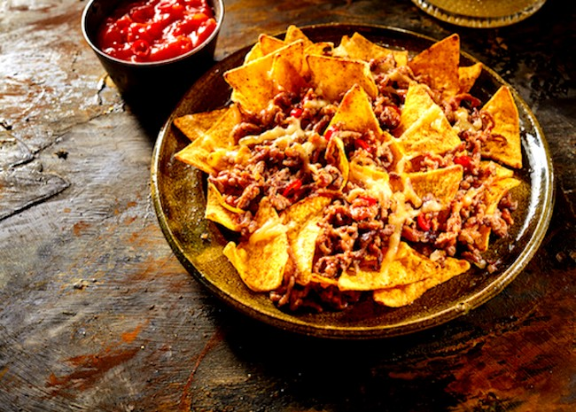 Image of Easy Beef Nachos