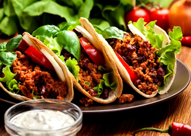 Image of Family Friendly Tacos