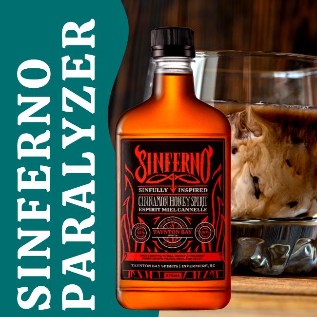 Image of Sinferno Paralyzer Recipe