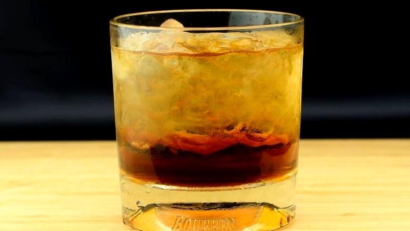 Image of Vanilla Bean Infused Bourbon
