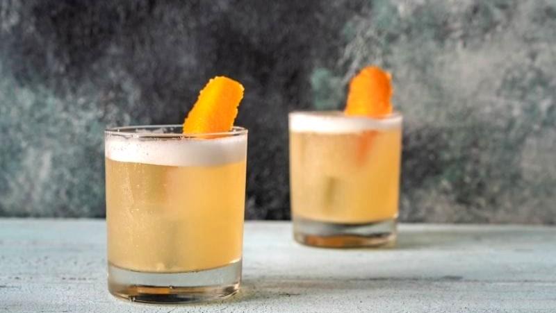 Image of Triple Bourbon Sour