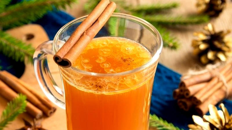 Image of Hot Buttered Rum