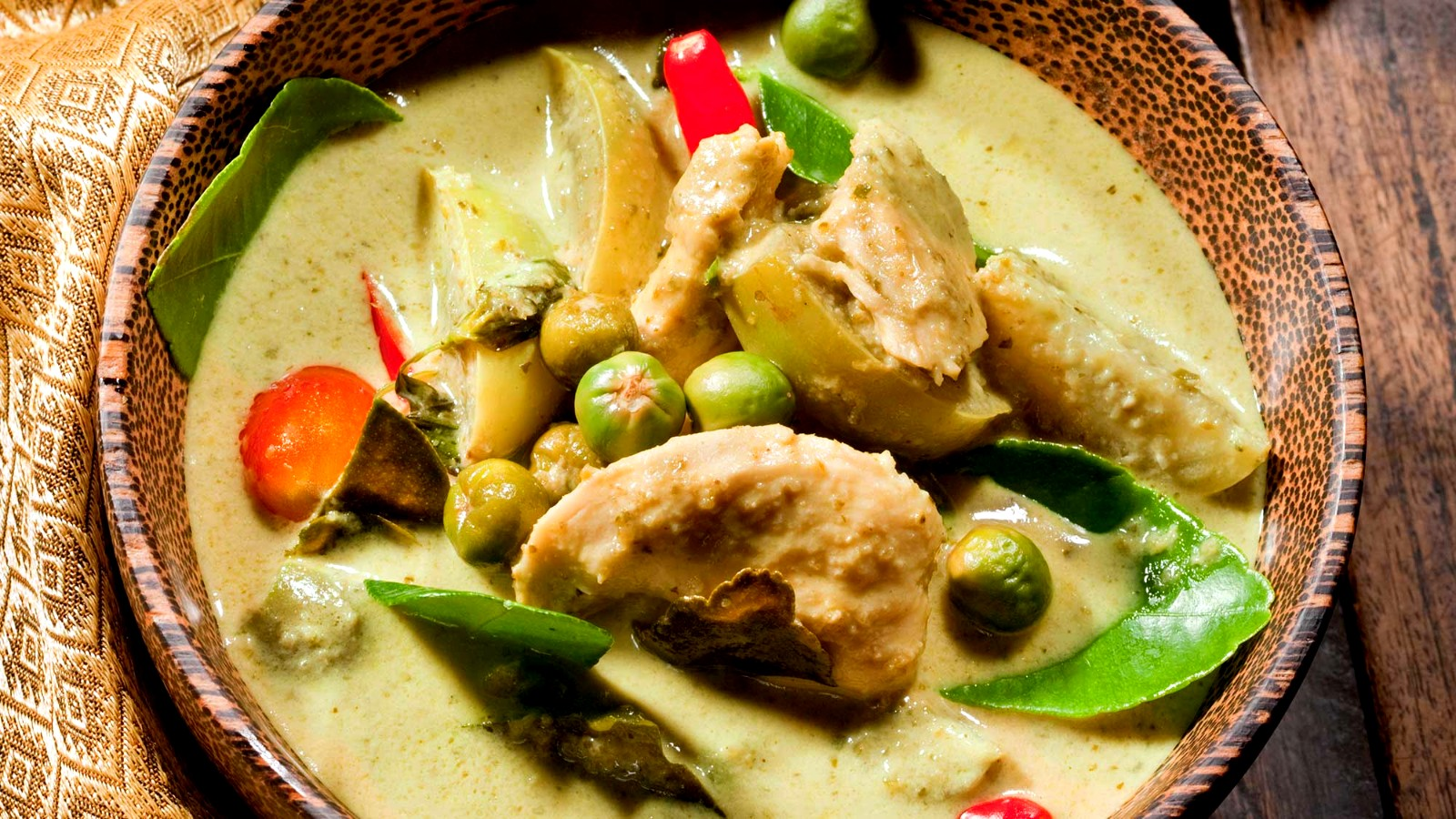 Image of Green Thai Curry